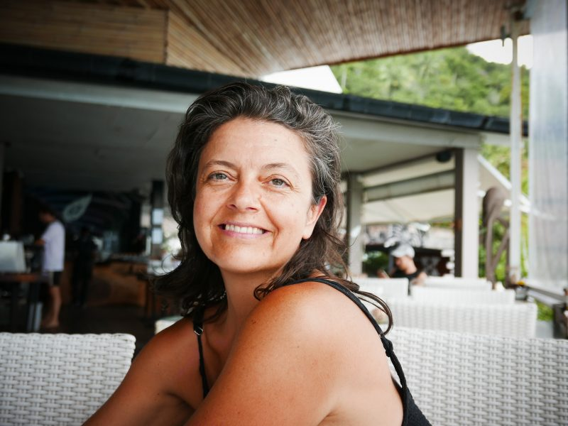 Romana Delberg Yogawerkstatt Wien Yogalehrerin Ashtanga Yoga