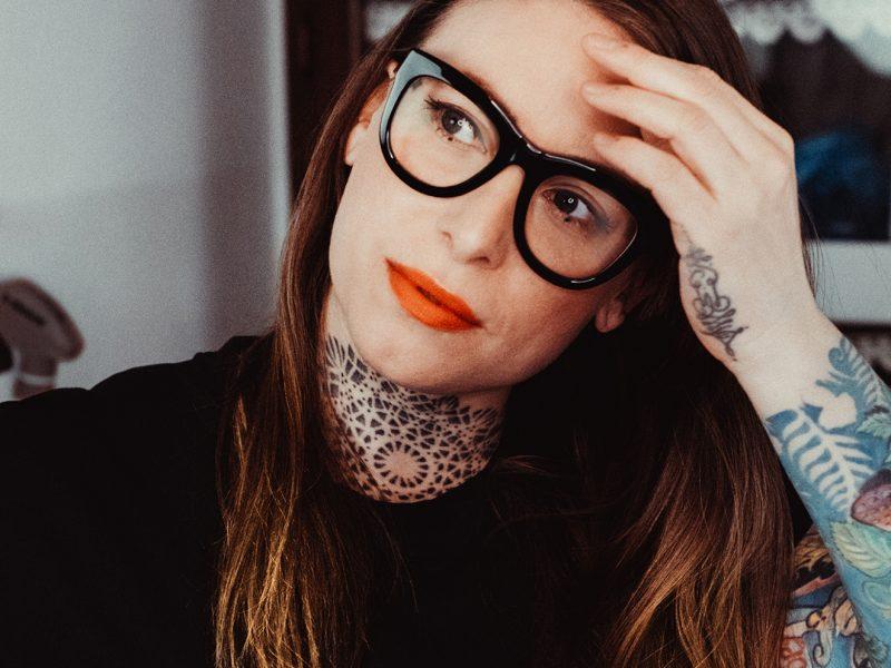 Eva Schatz Mint Club Tattoo Studio Schatz