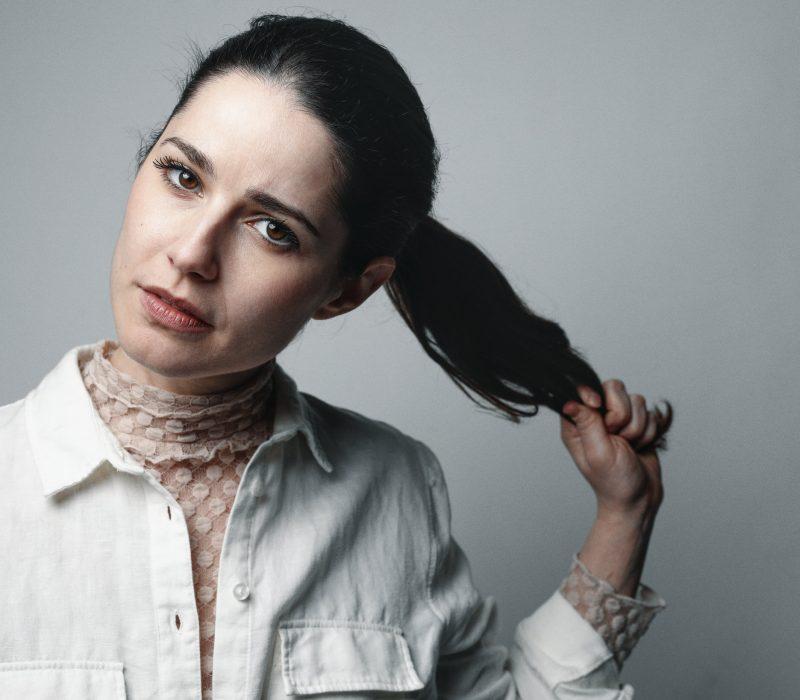 Daniela Zacherl - Schauspielerin, Performerin und Autorin