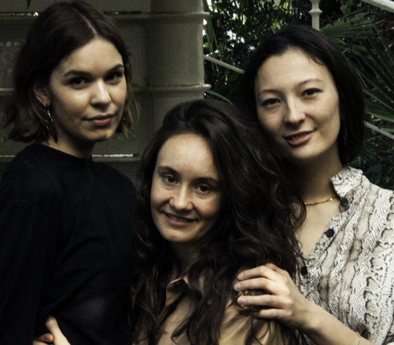 Isabell, Luca und Lisa - Wiener Spielwut